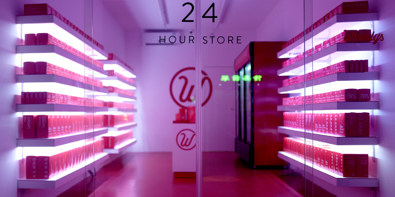 24 hour store 800
