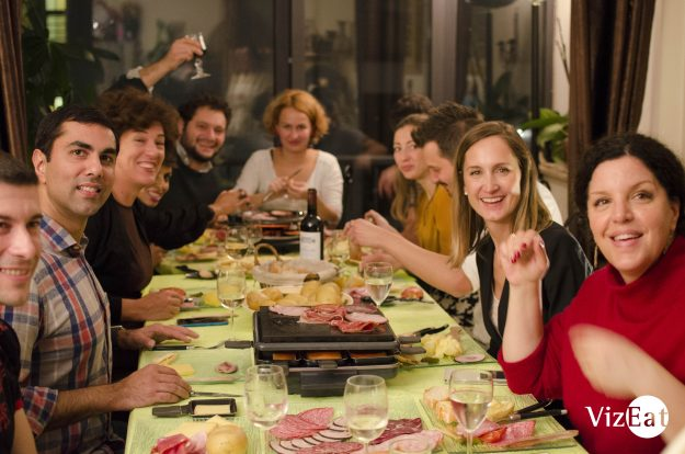 VizEat connects travellers to locals for an authentic eating experience. Image: VizEat