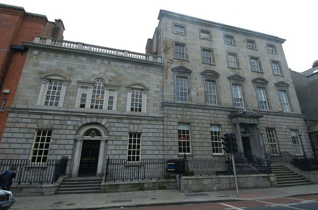 Newman House has a rich literary tradition and will be the site of the new Ulysses Centre.