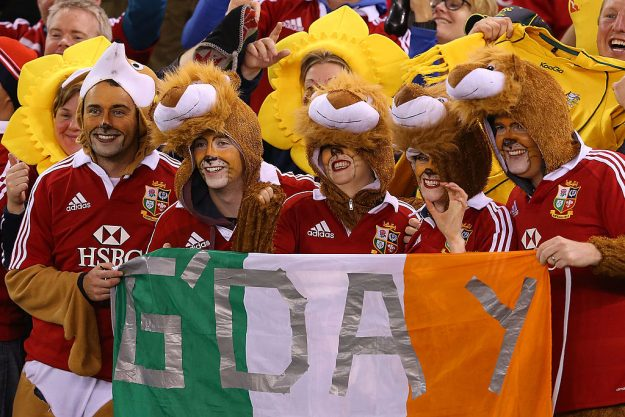 Organisers hope the Adopt A Lions Fan scheme will forge strong friendships.