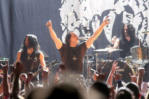 """A heavy metal music festival launched by Danzig in California will feature a """"torture castle."""" Photo: Gary Miller/Getty Images"""