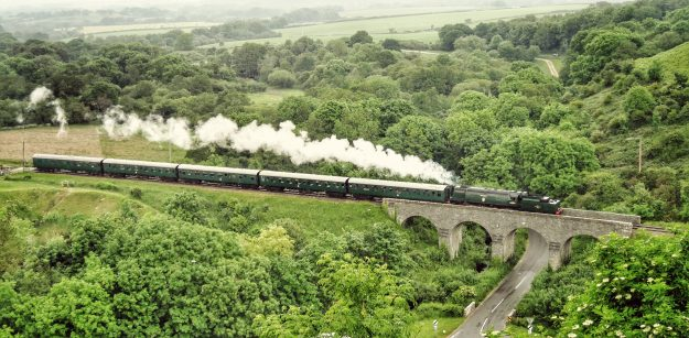 Steam train plans in Manchester aim to turn a disused train into heritage attraction. Image: Jürgen Ackemann / EyeEm
