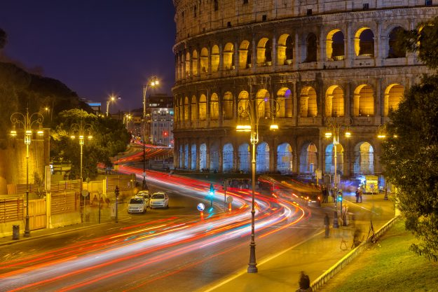 Fancy seeing Rome by night? The Colosseum will open most evenings for the rest of 2017