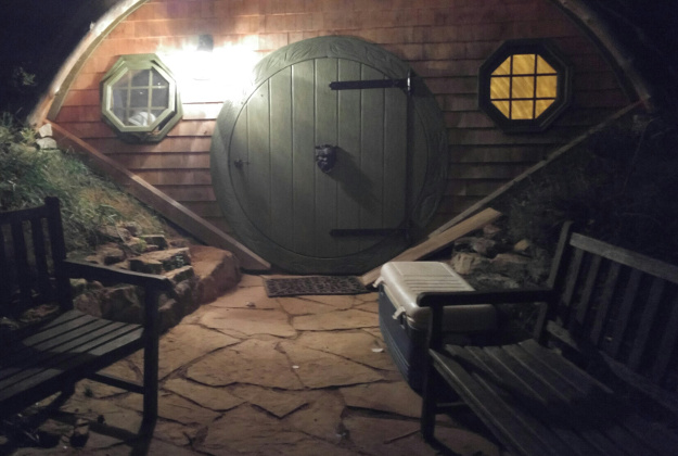 A Taste Of Middle Earth Hobbit Huts In Middle Tennessee
