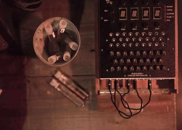 A code-breaking cocktail bar will let you solve puzzle and drink.