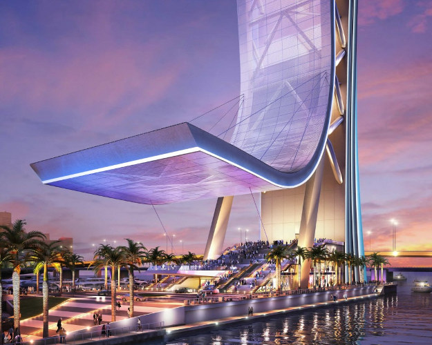 Skyrise will give visitors unparalleled views of Miami.
