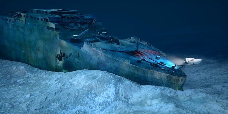 You can soon tour the wreck of the Titanic