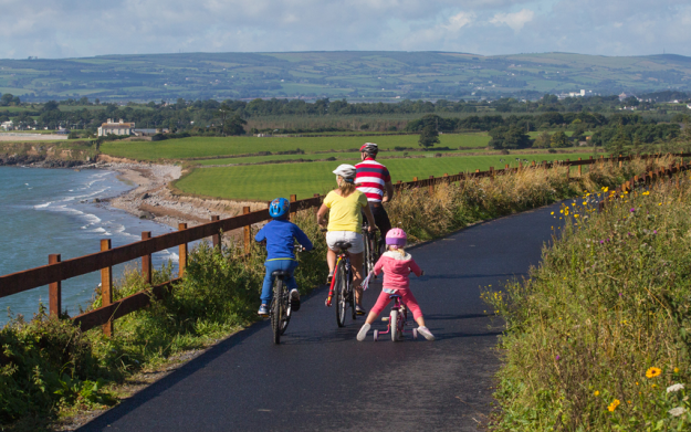 Ireland's longest greenway has opened in Waterford. Image: Waterford Greenway