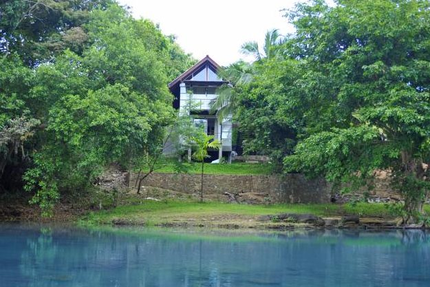 Eliyanth Udawalawe is located less than 6 miles from Udawalawe National Park. Image: Booking.com