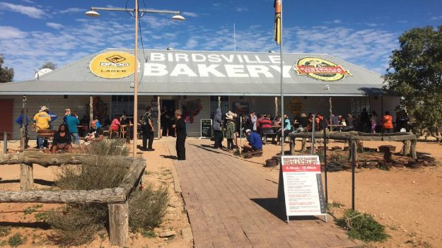 The Birdsville Bakery will re-open in April with new owners. Image: The Birdsville Bakery