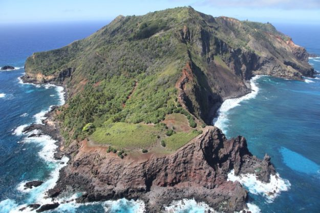 Pitcairn Island is home to 49 people. Image: Official Pitcairn Islands Tourism