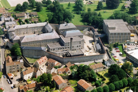 Shepton Mallet Prison will be opened as a tourist attraction this summer. Image: Shepton Mallet Prison