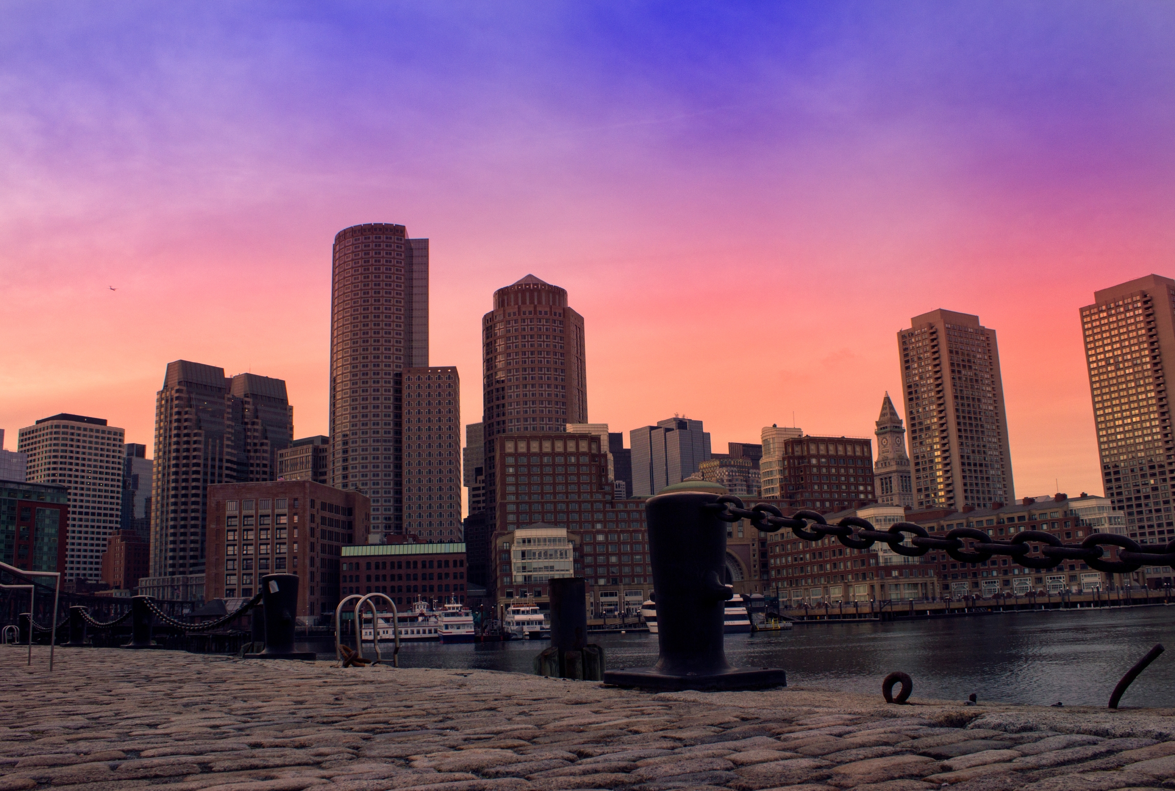 Flights to Boston, Massachussets, are 13 per cent cheaper than last year. Image: Felix