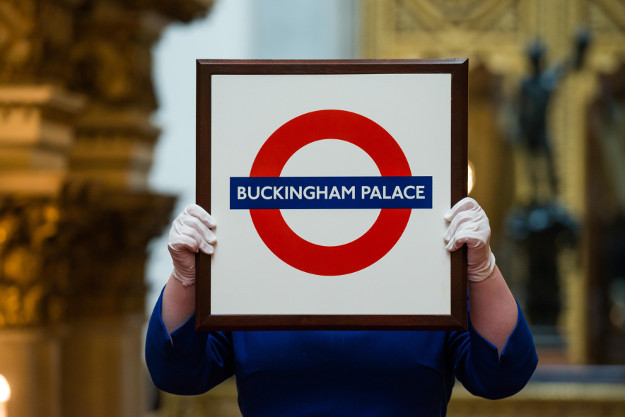 The exhibition will show off gifts given to the queen.