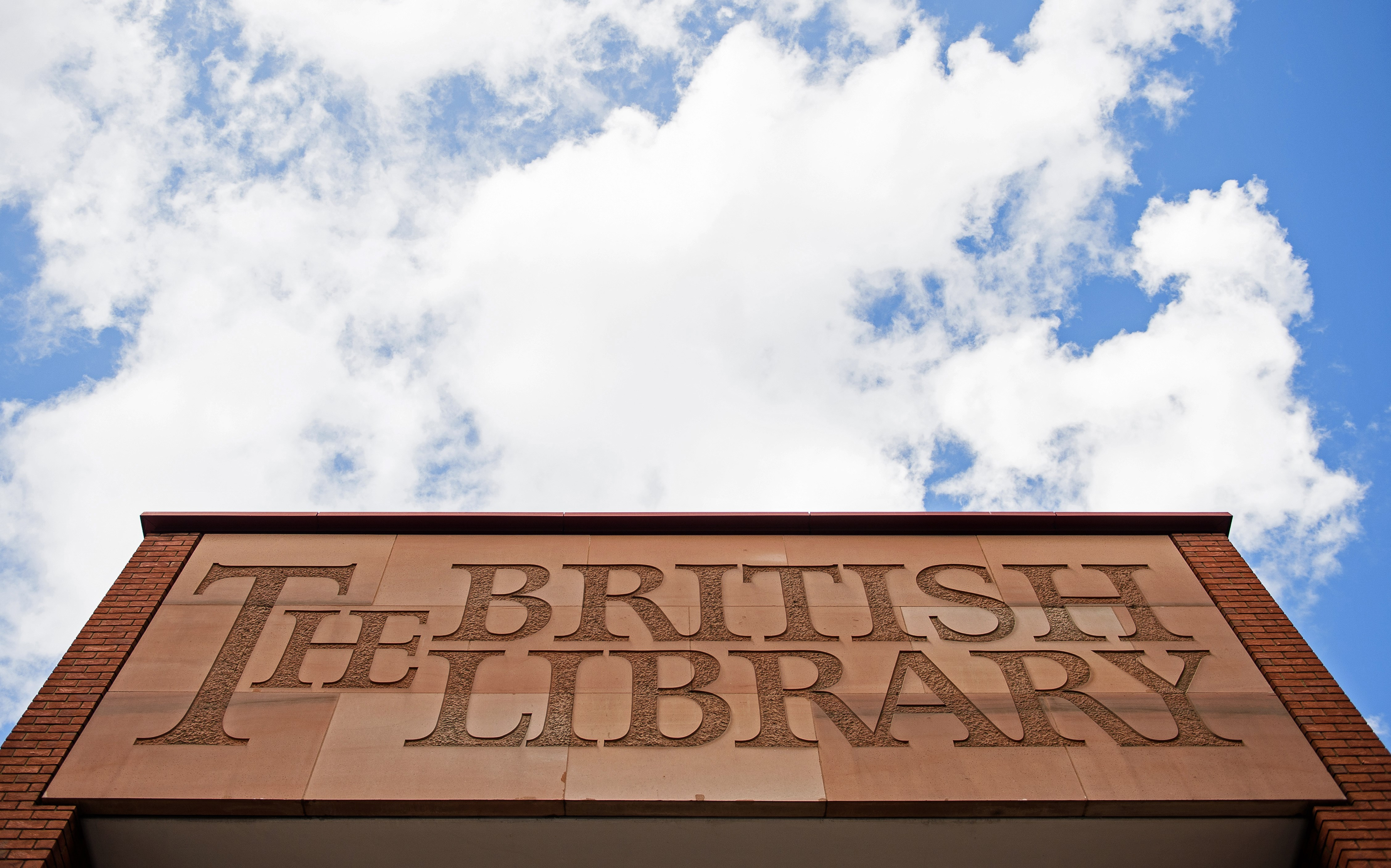 The British Library in central London