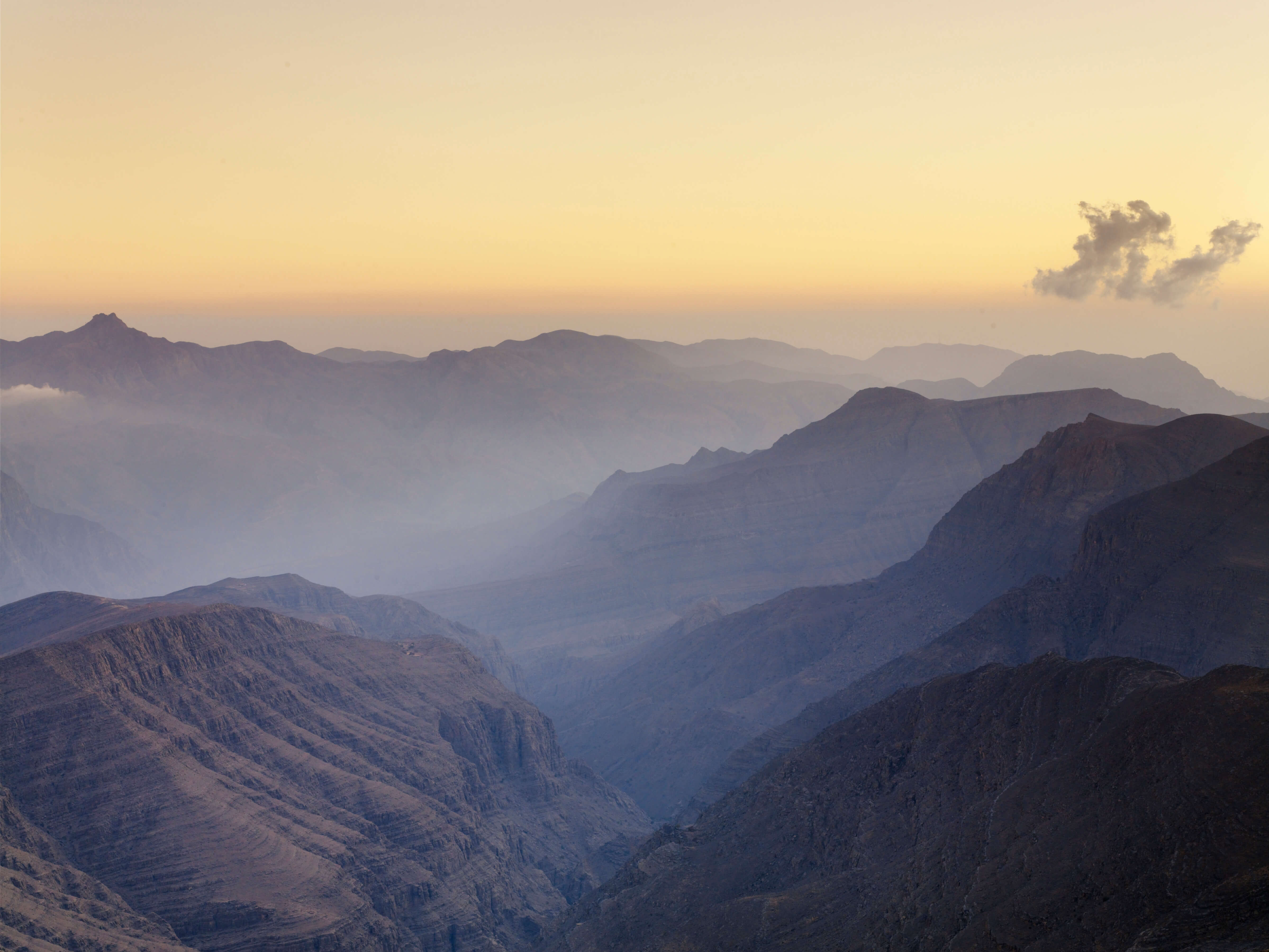 Hatta Hiking Project opens up new trail in the Hajar Mountains