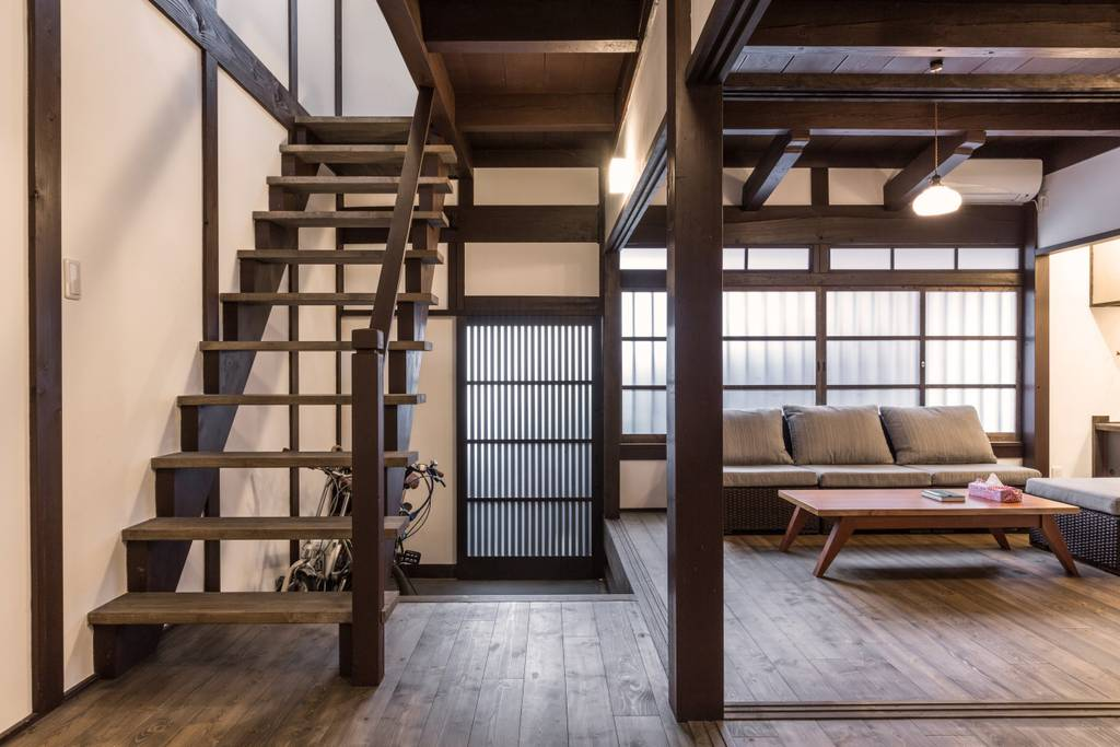 See an Airbnb in Kyoto, Japan.