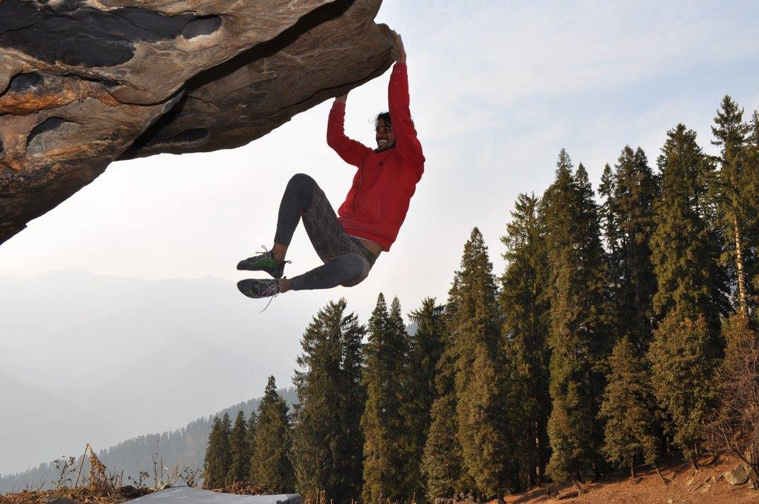 This is the first year of the boulderng festival.