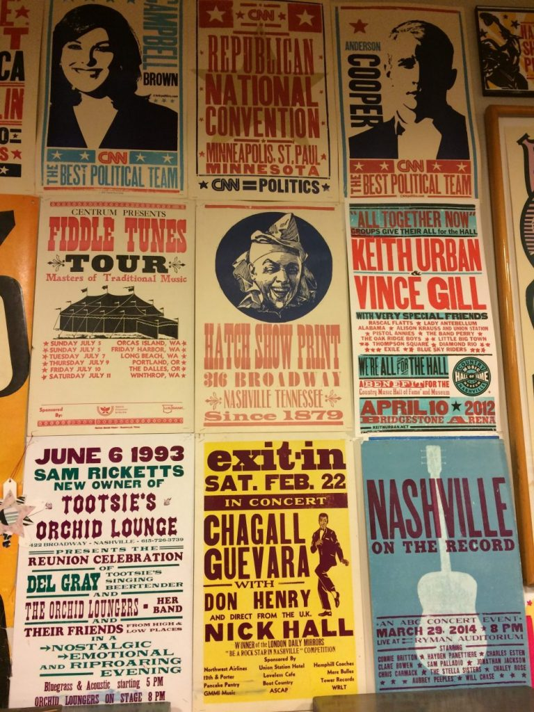 This print shop has become one of the city's most popular attractions.