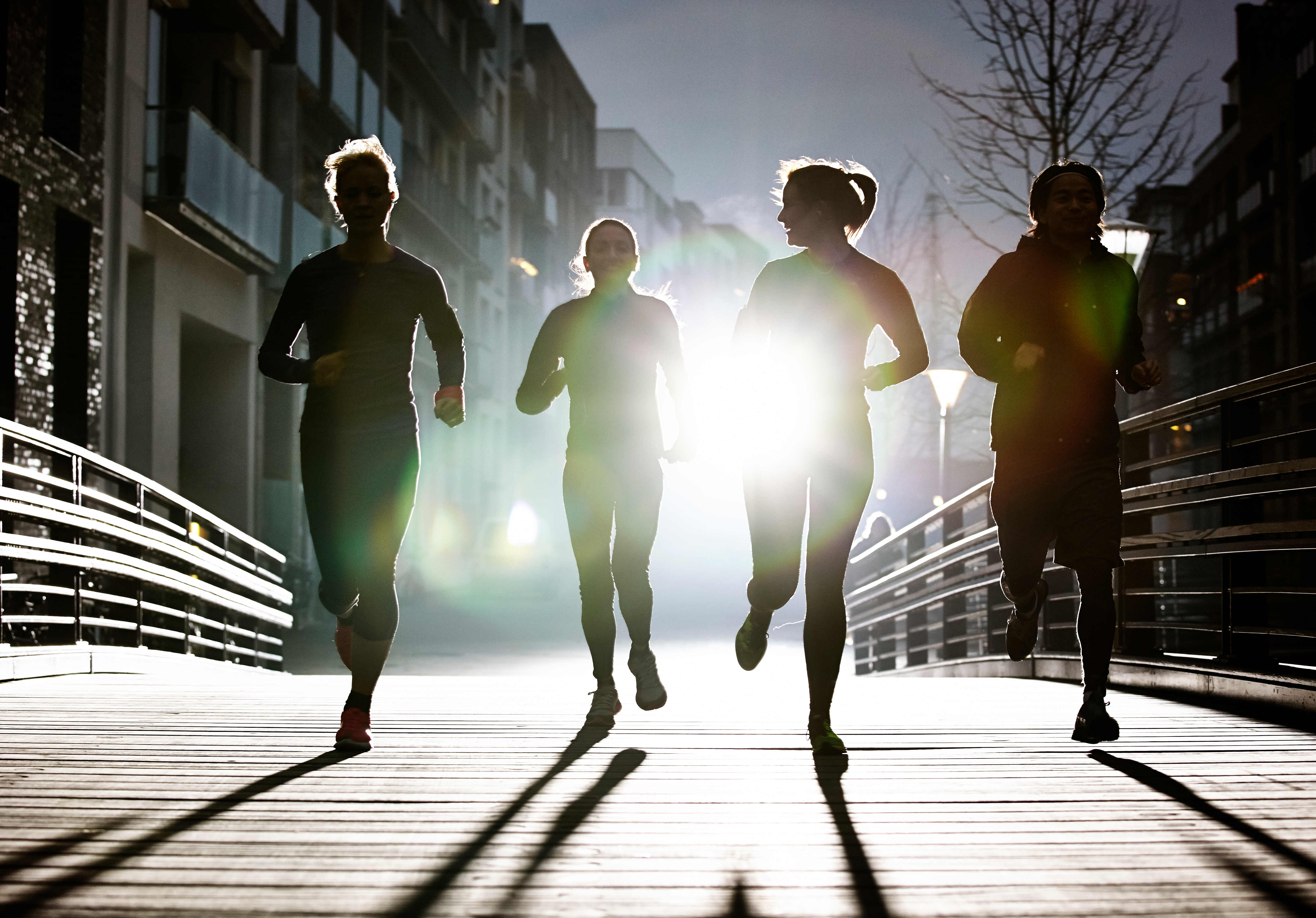 City running tours on offer in Toronto