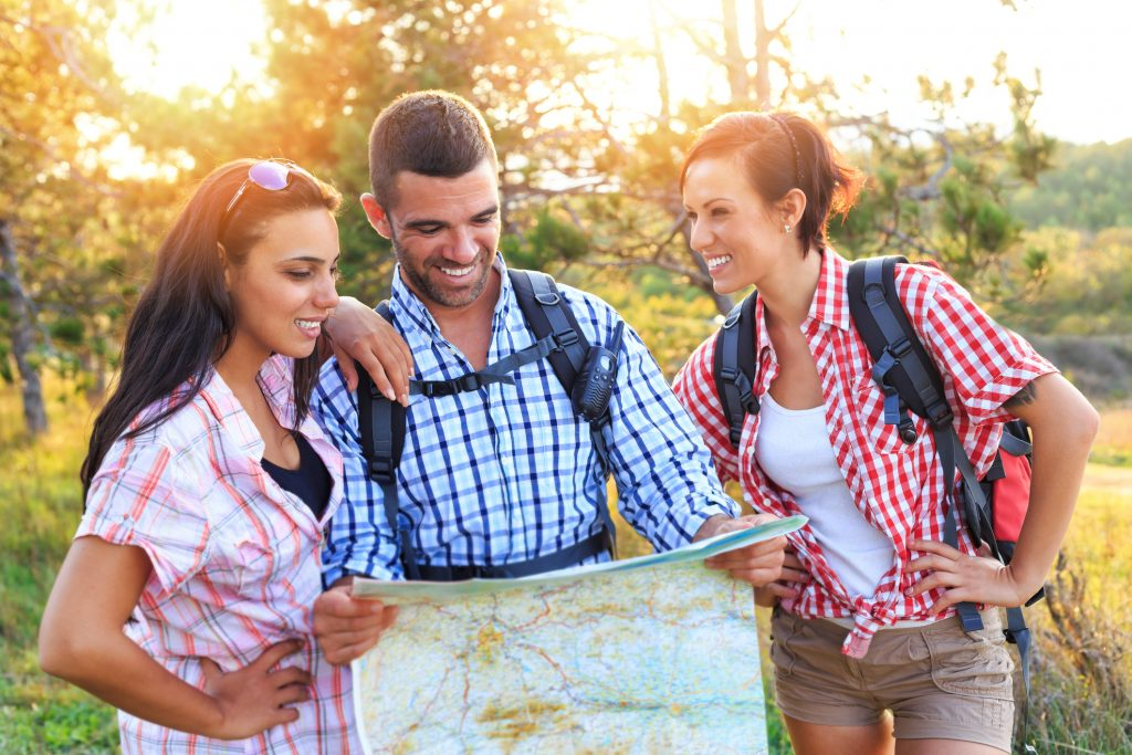 A new survey says that travelling makes people more employable. Image: valentinrussanov
