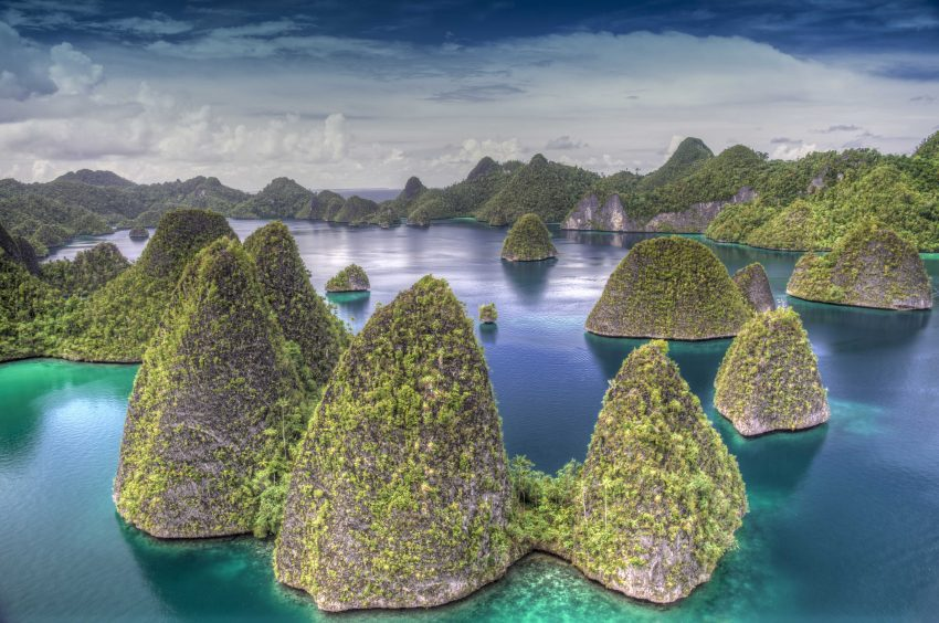 Indonesia wants to count just how many islands it has