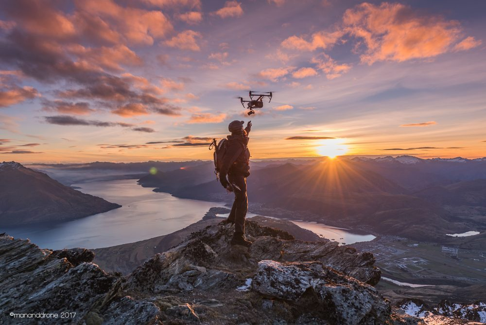 See the stunning drone film exploring New Zealand's South Island