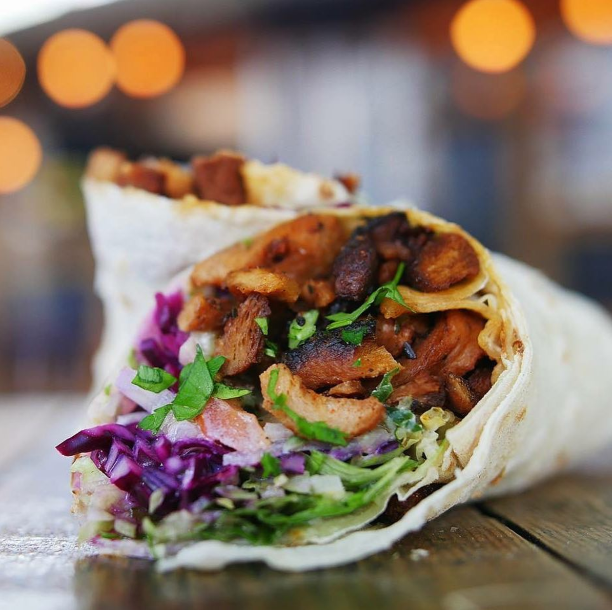 You can fuel with What the Pitta at LoveFit Festival in July. Image: LoveFit Festival