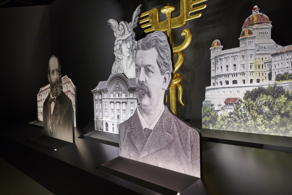 A new museum dedicated to the world of finance has opened in Switzerland. Image: Schweizer Finanzmuseum