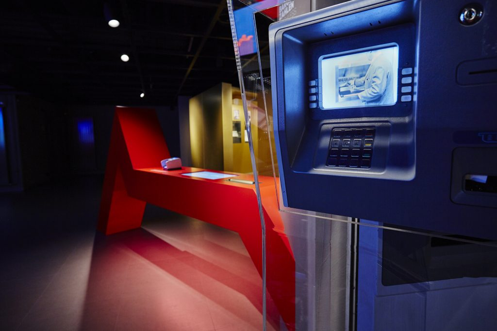 A new museum dedicated to the world of finance has opened in Switzerland. Image: Schweizer Finanzmuse