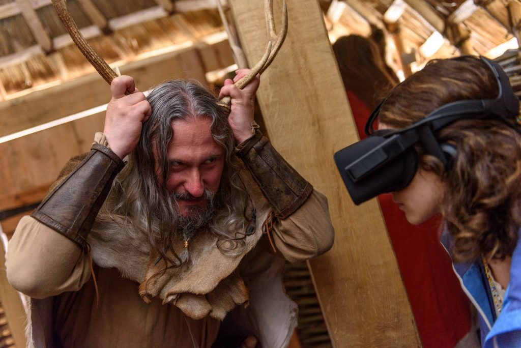 Located in Waterford's Viking Triangle, King of the Vikings is the world's first viking virtual reality experience.