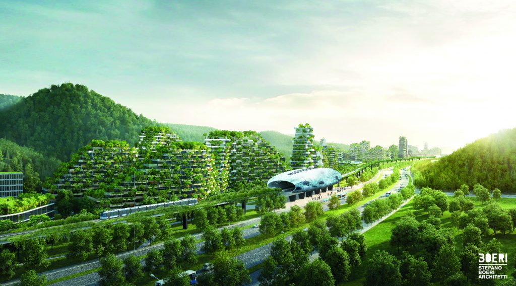 Liuzhou Forest City planned for 2020