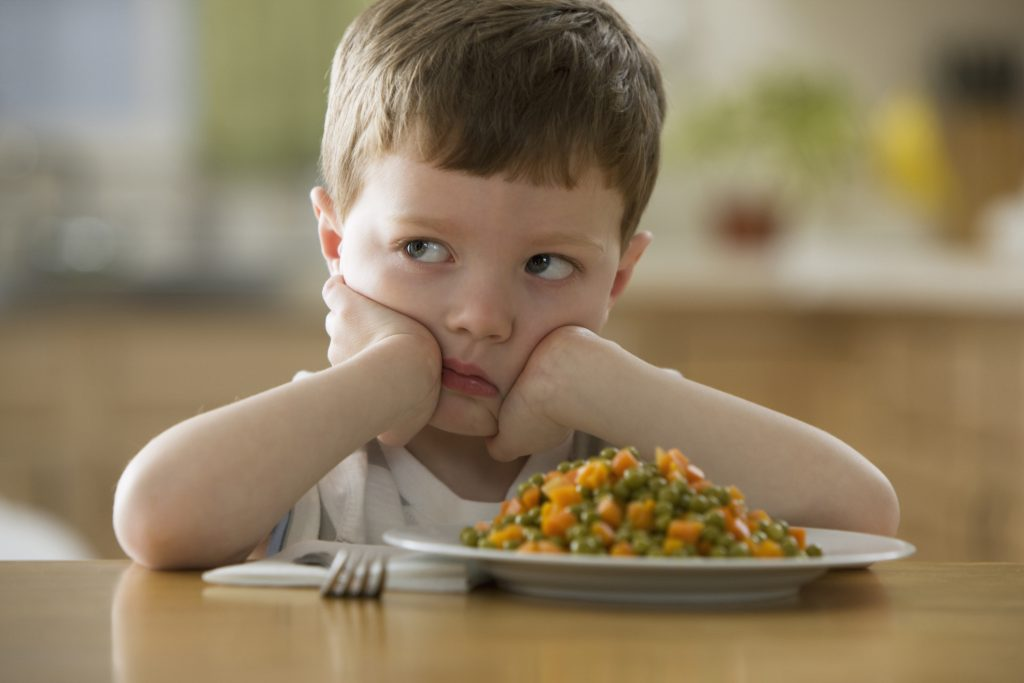 A Maryland USA restaurant translates responses of moody kids into food they will like. Image: Kidstock