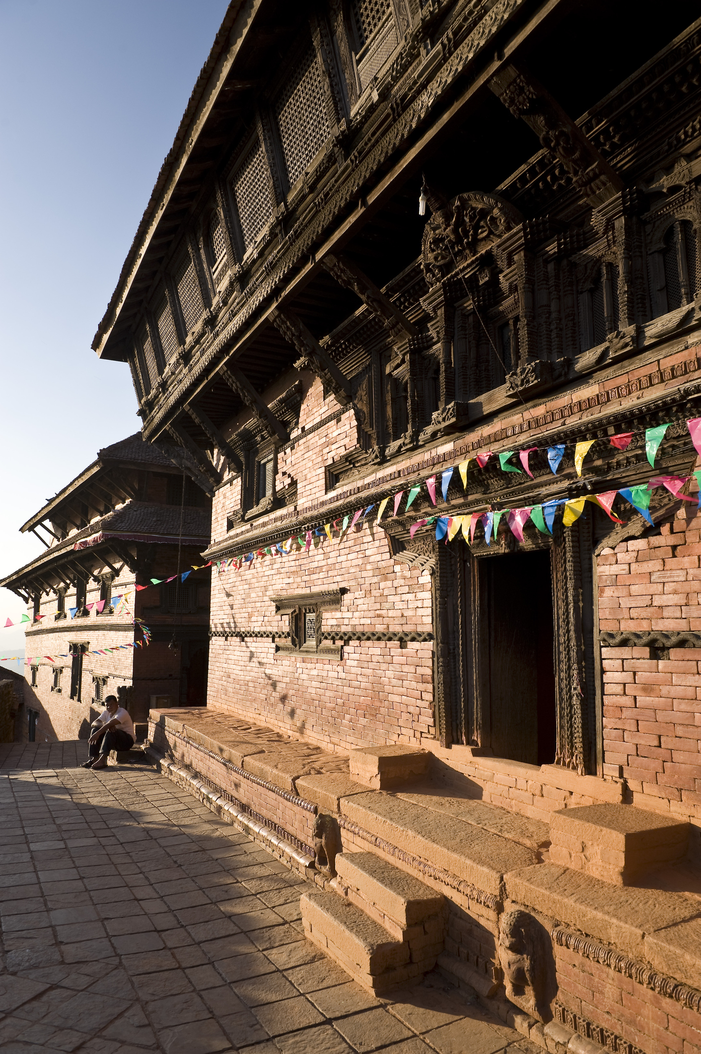 Reconstruction Of Gorkha Palace Begins In Nepal
