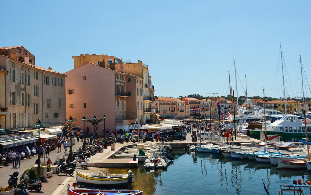 St Tropez's bohemian beach bars are under threat from a new law. Image: Dragos Cosmin photos