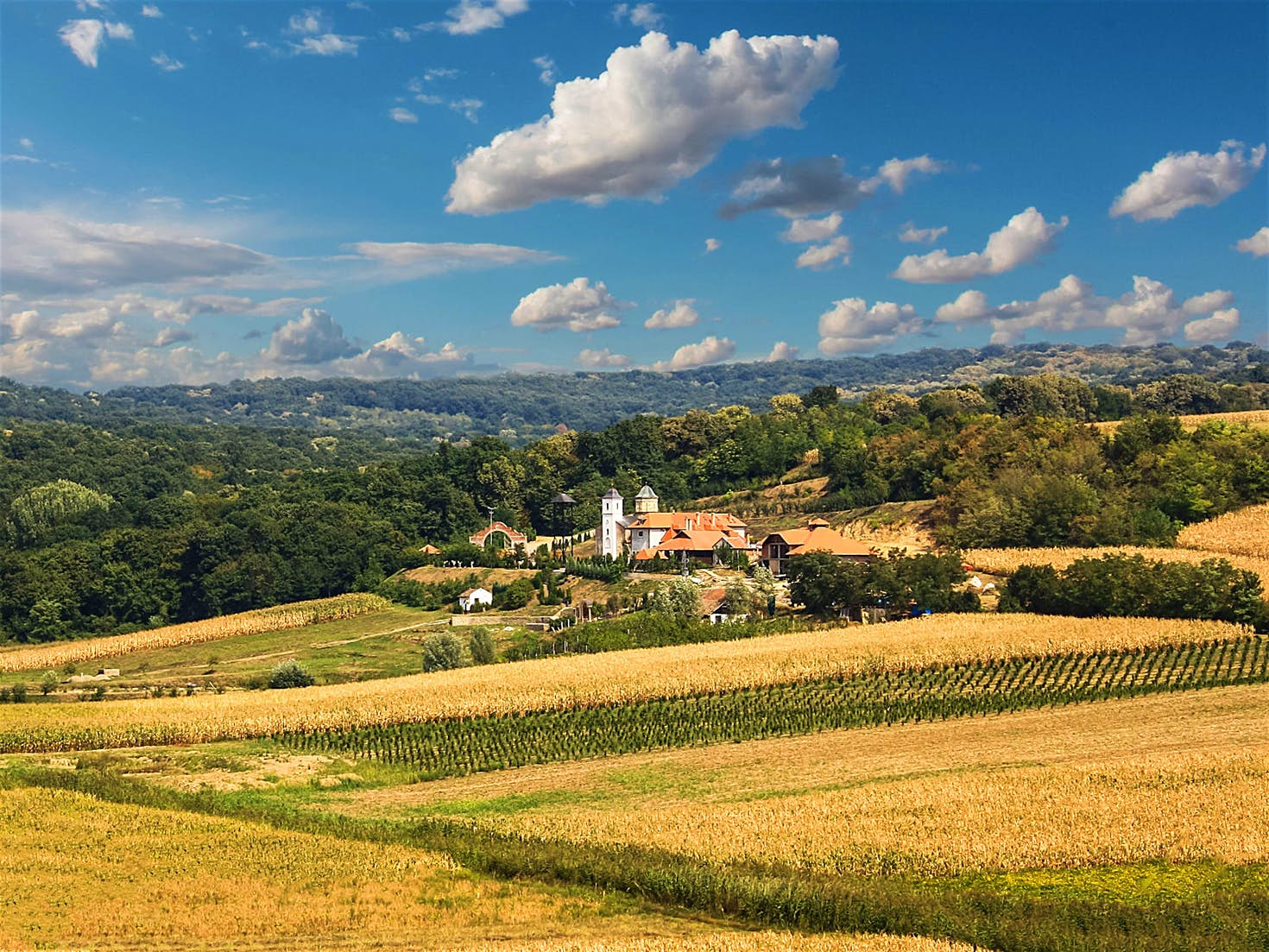 serbia rural tourism In spite of a decade of economic growth and a halving of its poverty rate, serbia continues to experience significant disparities in development people in rural.
