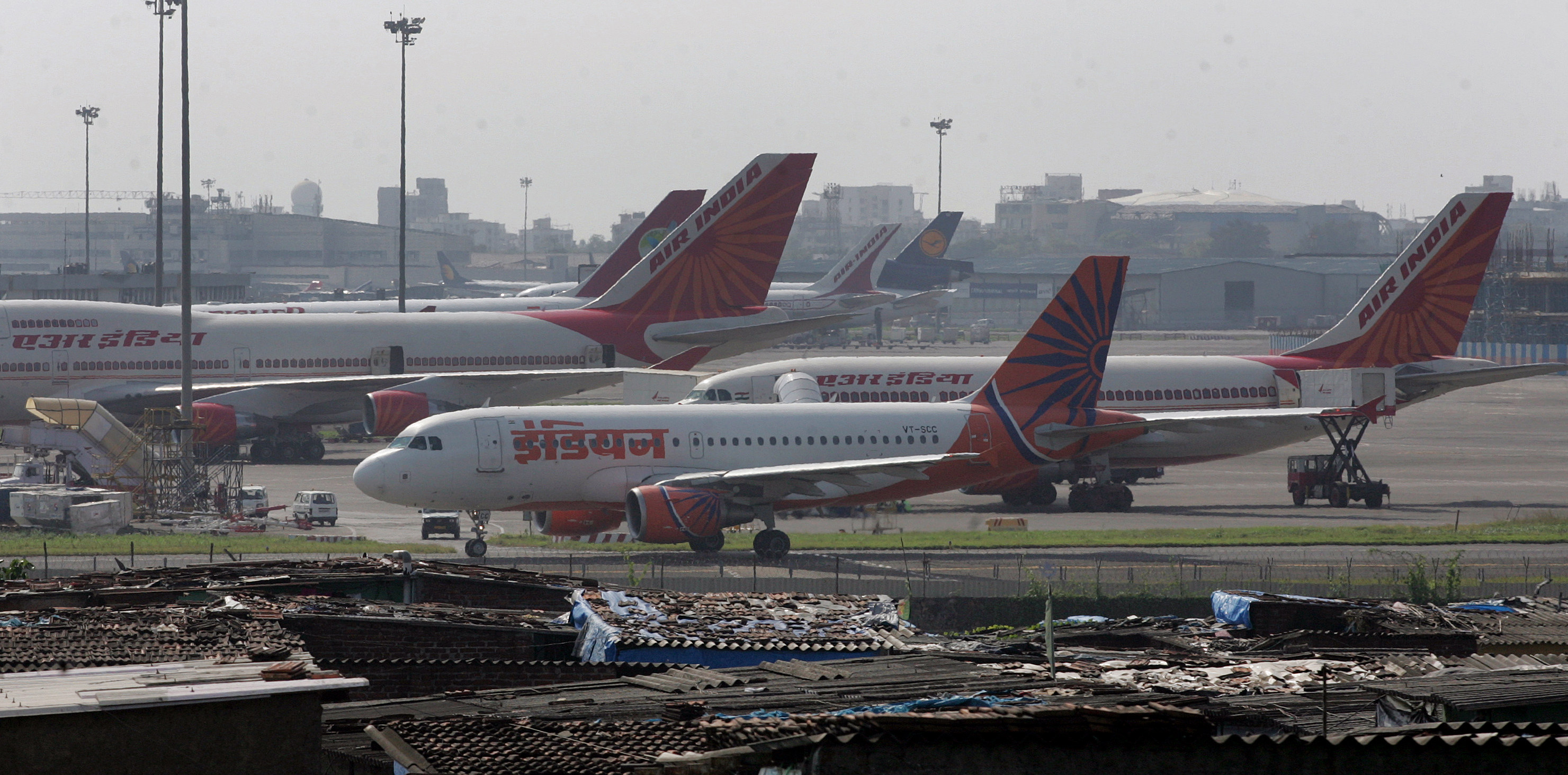 Domestic flights in India increase by 20%