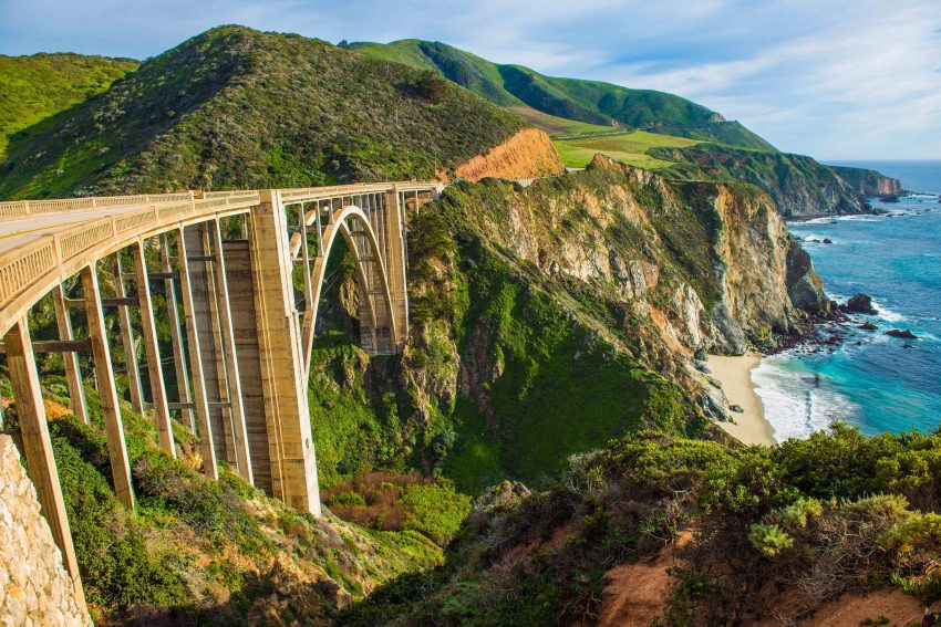 Pacific Coast Road Closures Give Visitors Opportunity To