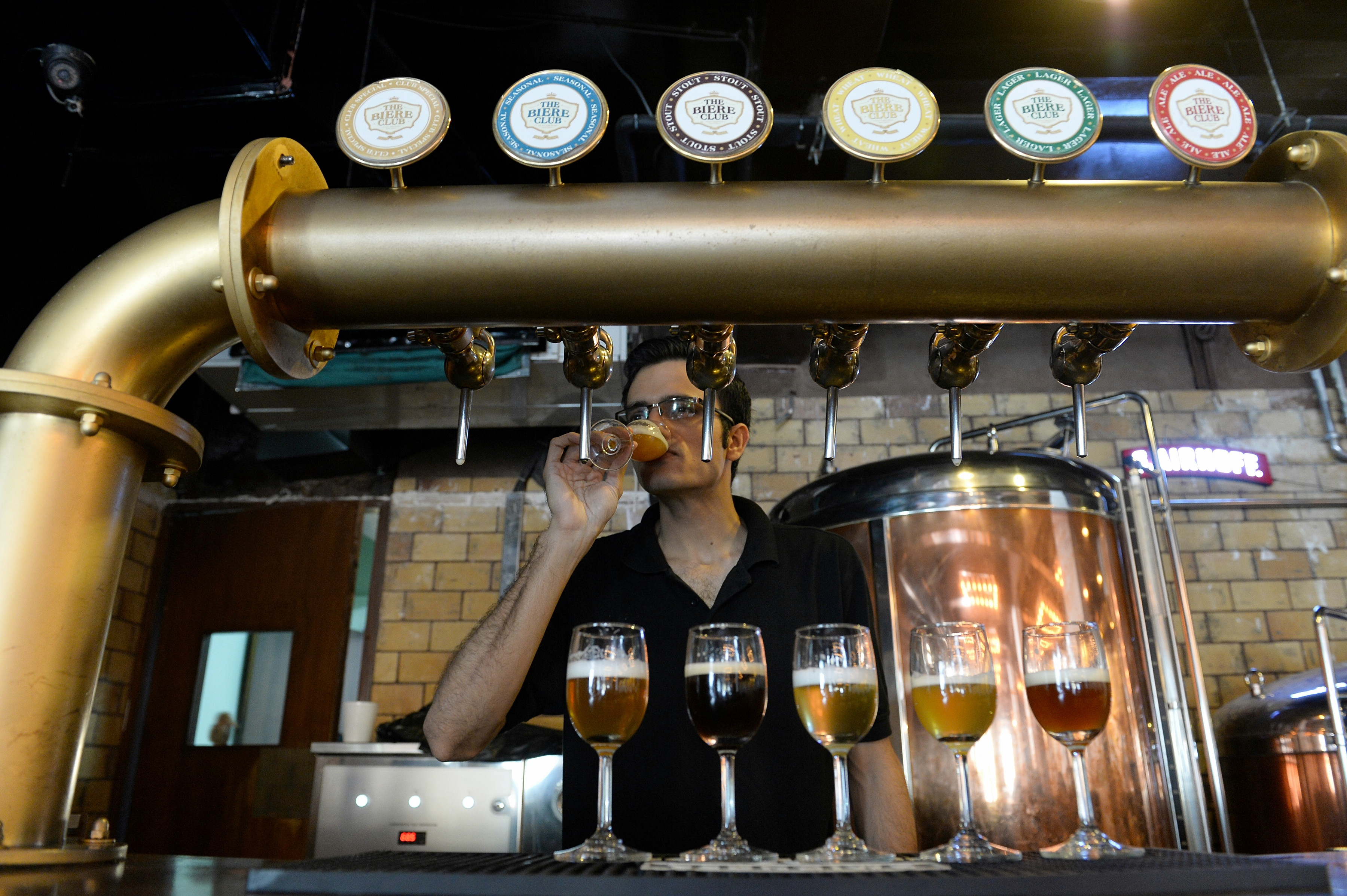 Craft beer sales rise in South India