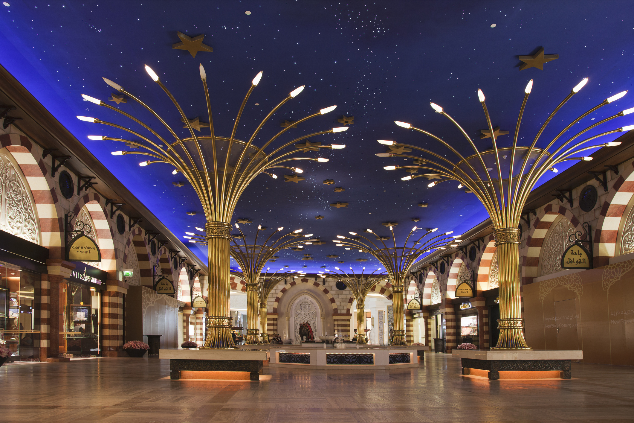 The dubai mall has a new gps feature on its app to help customers the dubai mall is the worlds largest shopping mall image buena vista images sciox Choice Image
