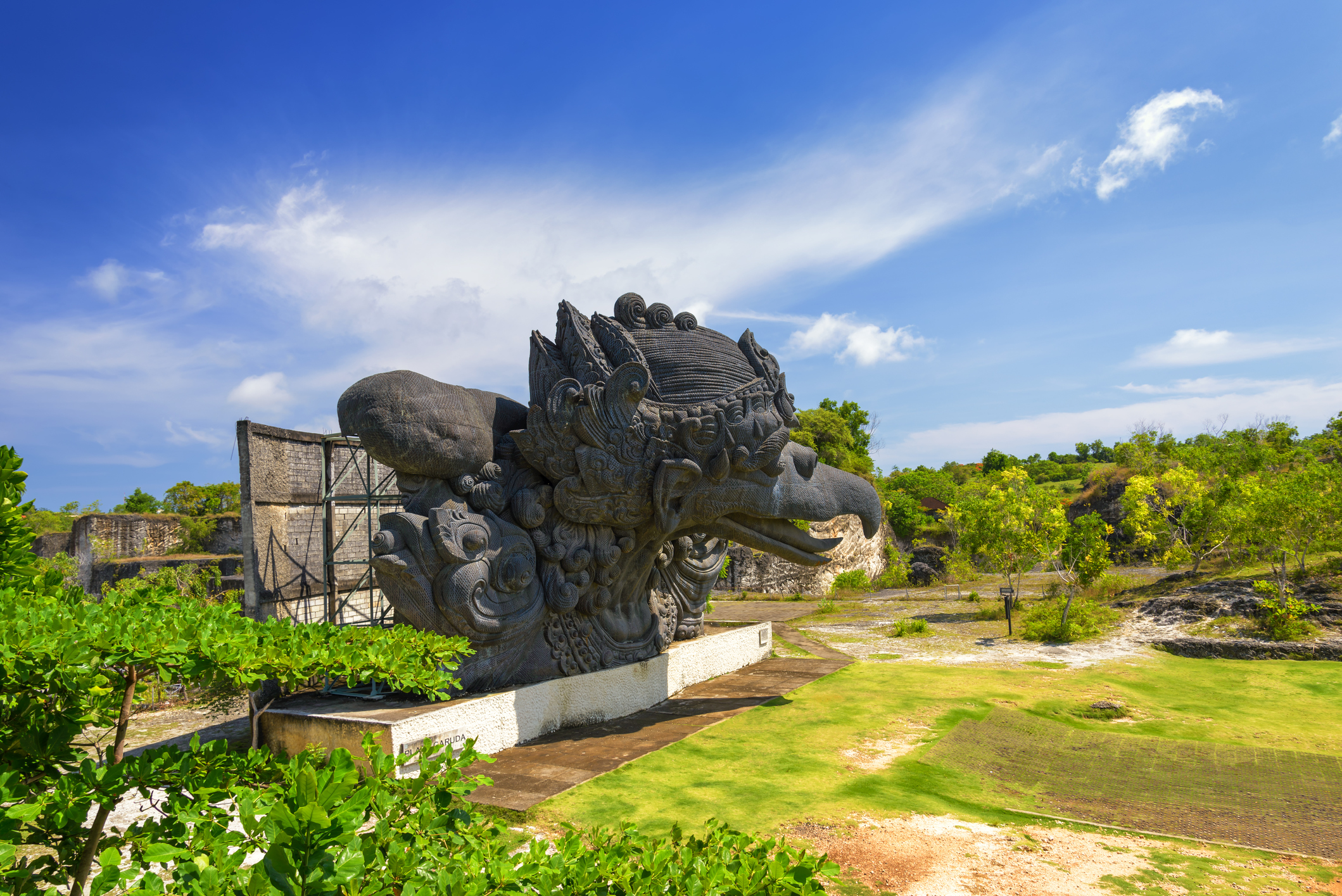 Bali Is Building One Of The World S Largest Statues