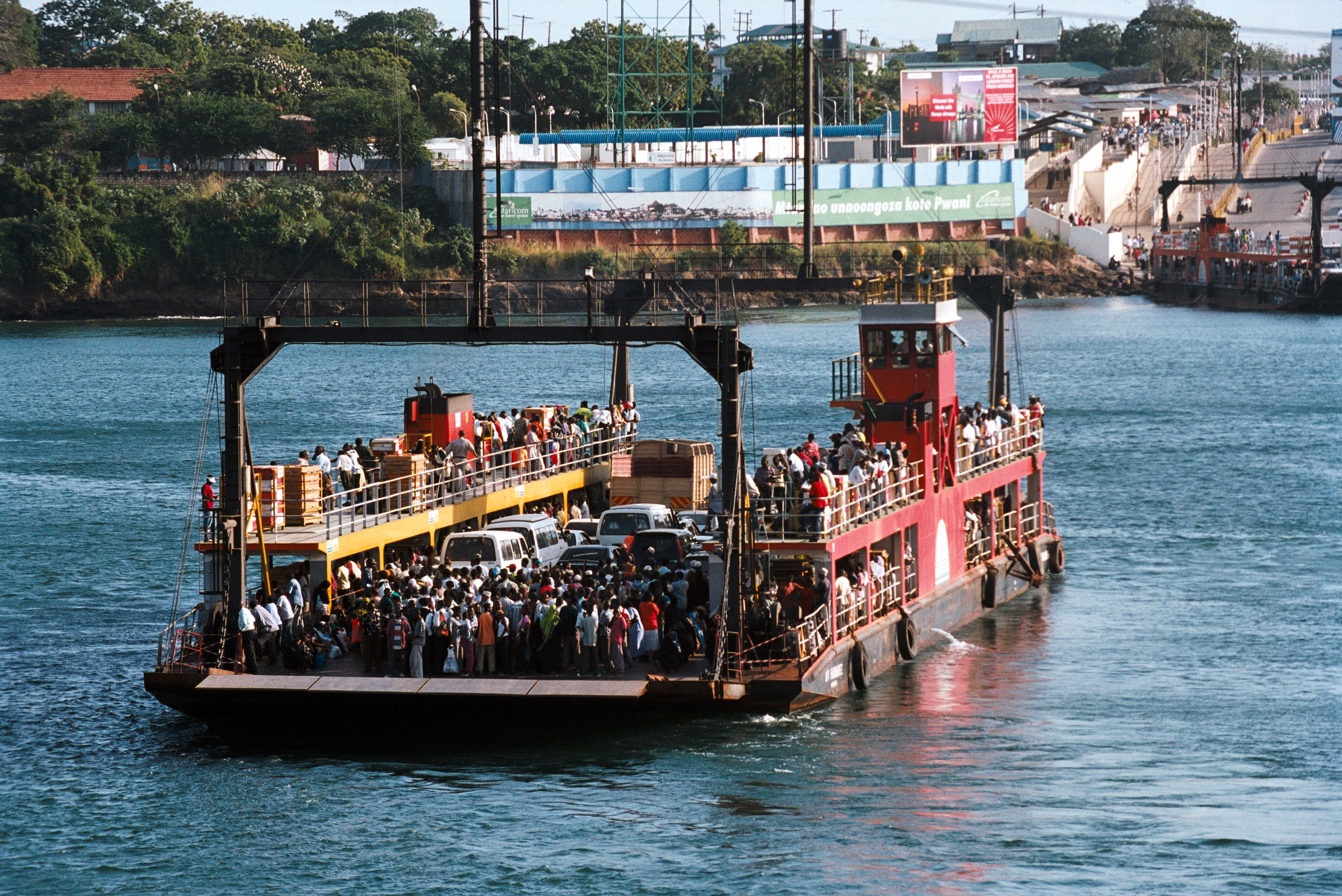 New cable car planned for the Likoni Channel