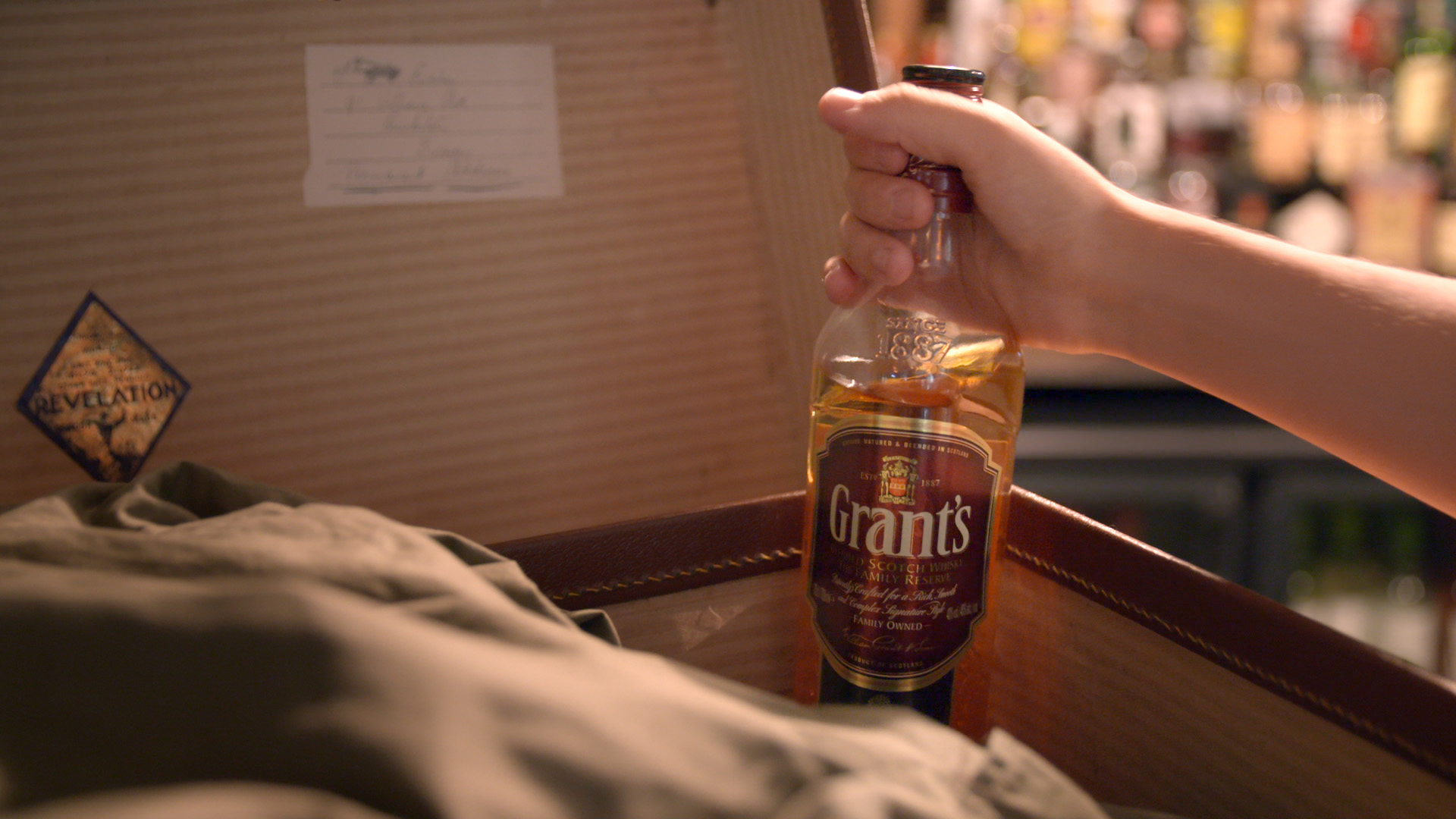 Travel the world with a suitcase full of whisky as a brand ambassador for Grant's.