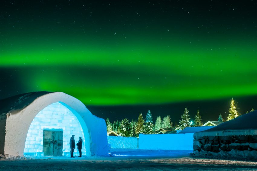 See The Designs For Sweden S 28th Ice Hotel Due To Be