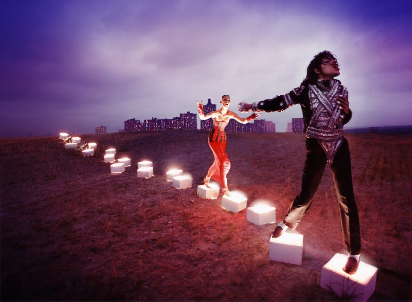 A Michael Jackson Exhibition Is Coming To London For His