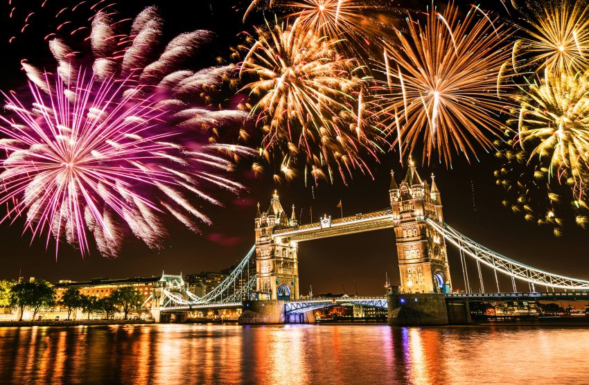 Tickets for London\'s New Year\'s Eve fireworks display to go on sale ...