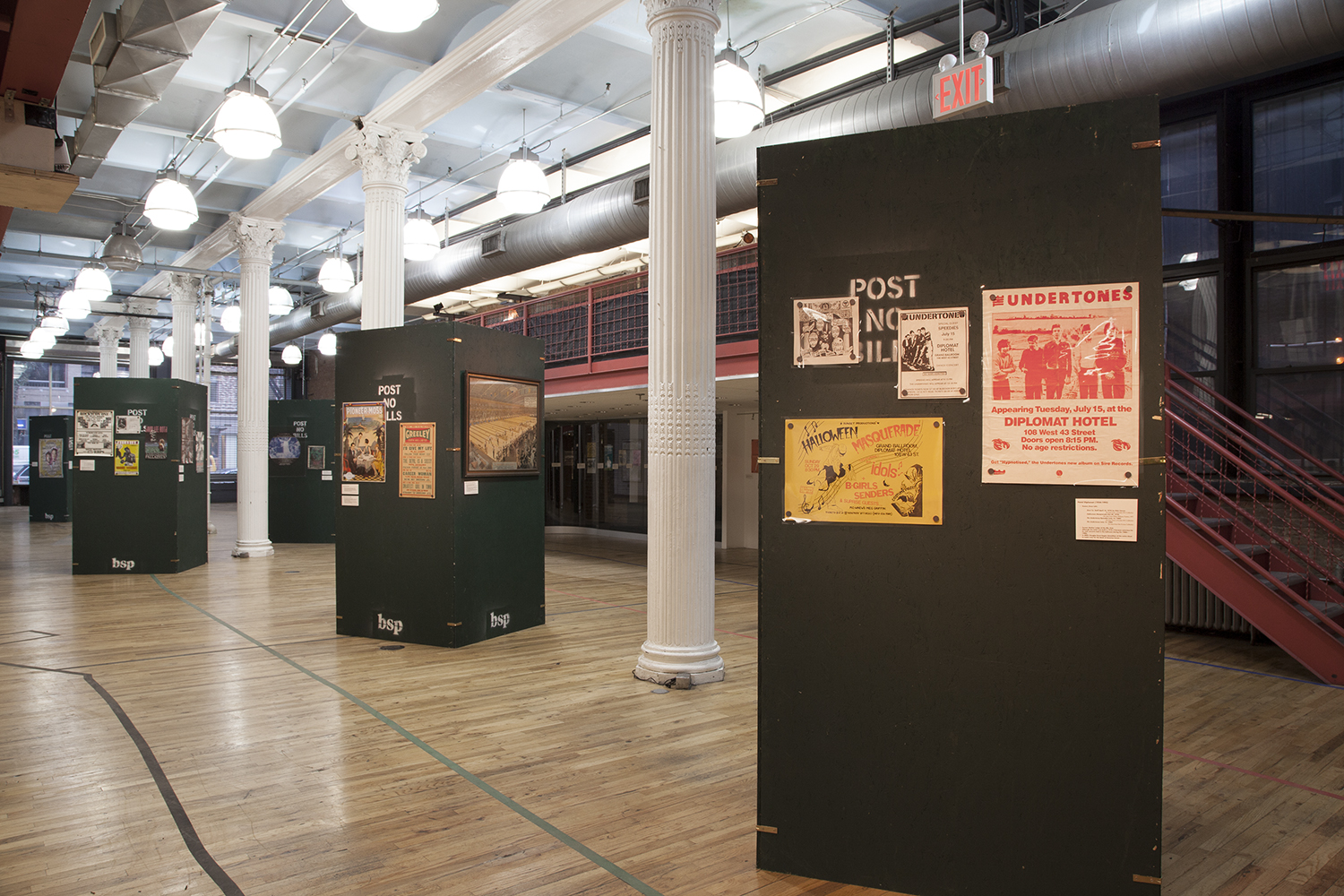 Poster House Gone Tomorrow Exhibition