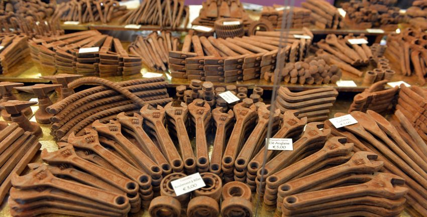 World S Biggest Chocolate Show To Open In Paris This Week