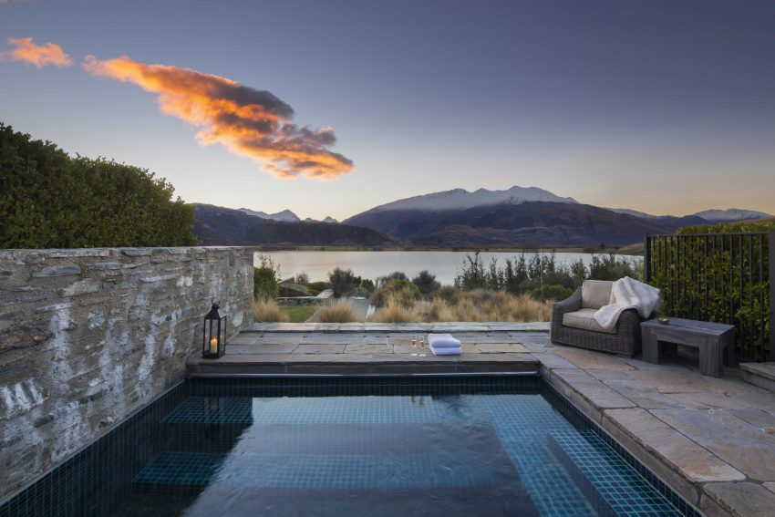a gorgeous new luxury villa will have you dreaming of a new zealand vacation