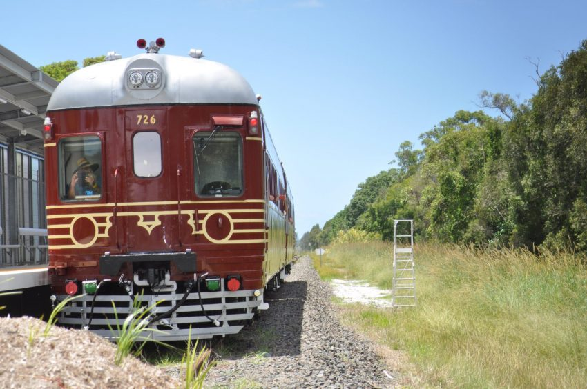 Byron Bay Is Home To The World S First Solar Powered Train
